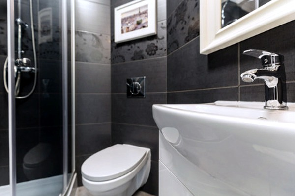 Contemporary Bathrooms Dublin small bathrooms, dublin - complete design, supply and fit service