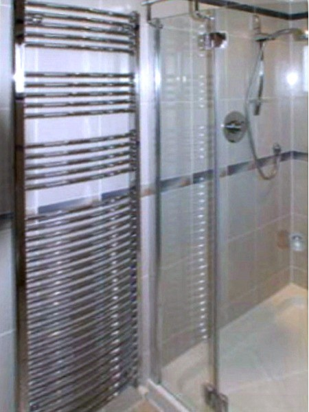 Shower room Installation by Dublin Bathrooms, Ireland