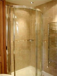 Shower room design and fit by Dublin Bathrooms, Ireland