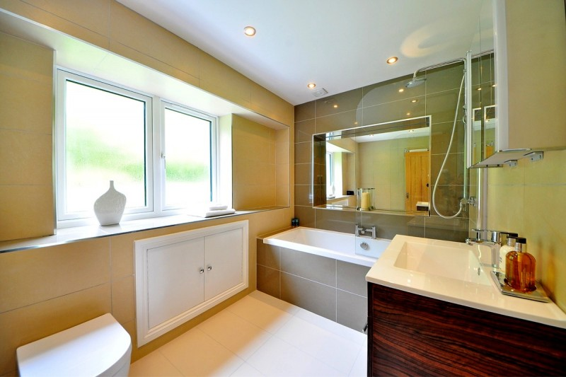 Contemporary bathrooms designed and installed to your specifications by Dublin Bathrooms, Ireland